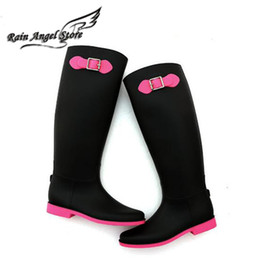 Discount Tall Wedge Rain Boots | 2017 Tall Wedge Rain Boots on ...