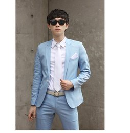Discount Two Grey Suits   2017 Two Grey Suits on Sale at DHgate.com