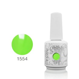 Wholesale China gel polish Supplier Gel Nail Polish Set Soak Off Nail Gel Colored UV Gel Polish