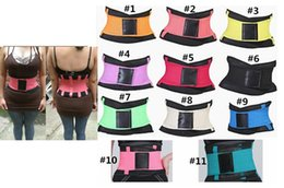 Wholesale 2016 New fashion men woman belt weight lifting bandage stick corset belt vintage back brace waist belts exercise for lower back pain