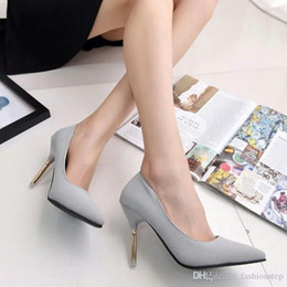 Discount Narrow High Heel Shoes | 2017 Narrow High Heel Shoes on