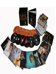 David Bowie Cinq ans 1969-1973 12CD ensemble CD de musique CD Boxset Version américaine Neufs En rupture de stock Expédition rapide DHL