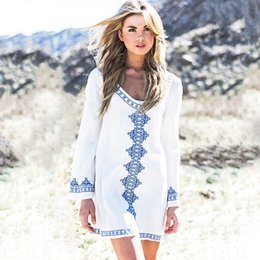 Ladies White Cotton Beach Dress Online | Ladies White Cotton Beach ...