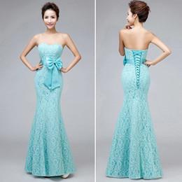 Mint Green Mermaid Wedding Dress Online | Mint Green Mermaid ...
