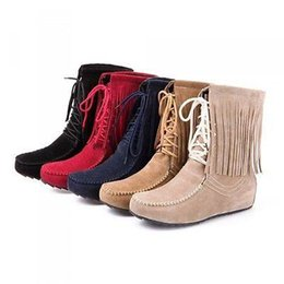 Discount Womens Moccasins Boots | 2017 Womens Moccasins Boots on ...