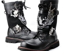 Thick Sole Motorcycle Boots Online | Thick Sole Motorcycle Boots ...