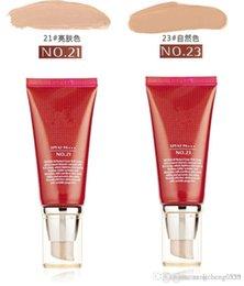 Wholesale Free shopping ou ml de BB Cream SPF42 fond de teint liquide BB CC Cream Concealer Cosmetics