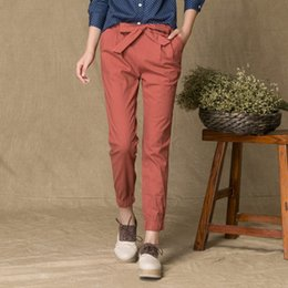 Loose Womens Linen Pants Online | Loose Womens Linen Pants for Sale