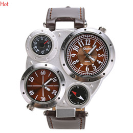 discount watch compass temperature 2017 watch compass 2016 mens watches top brand luxury big dial waterproof dual time temperature compass display sport quartz watches man masculino top sv007438