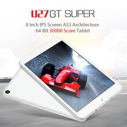 online shopping 8 quot inch IPS Cube U33GT Super Tablet Android5 MTK8163 Quad Core GB RAM GB ROM Bluetooth GPS WIFI x800 HDMI u33gt Tablet