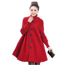 Discount Plus Size Maxi Coats | 2017 Plus Size Maxi Coats on Sale