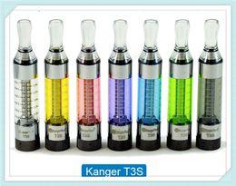 online shopping cheapest kangertech kanger t3d tank atomizer ml dual coil head colorful dhl moq sets