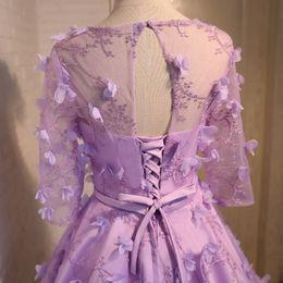 Fairy style prom dress