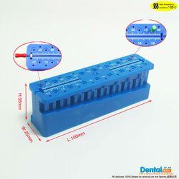 Wholesale Top Seller Dental Mini Endo Measuring Autoclavable Endodontic Block Files Dentist Instrument Ruler Products