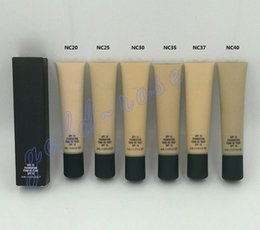 Hot Makeup Foundation SPF 15 Concealer Foundation 40ML+GIFT