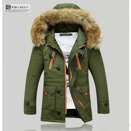 Discount Mens Fur Coats Sale | 2017 Mens Fur Hooded Coats Sale on