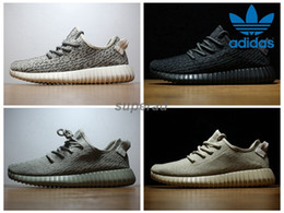 Wholesale 2016 adidas yeezy boost pirate black turtle dove moonrock oxford Tan Men Women Running Shoes kanye west Yeezy yeezys season