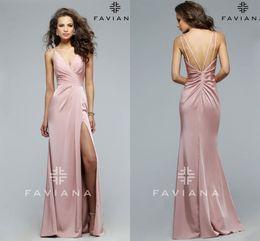 Pink Silk Bridesmaid Dress Online - Pink Silk Bridesmaid Dress for ...