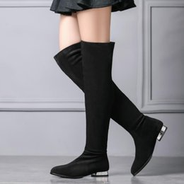 Real Leather Over Knee Boots Online | Real Leather Over Knee Boots ...