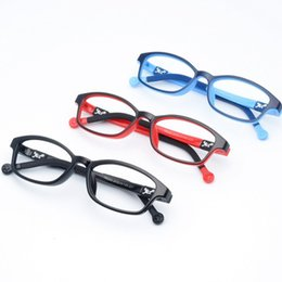 2017 quadro frame boys girls optical silicone glasses tr90 frame childrens myopia hyperopia amblyopia lightweight frames