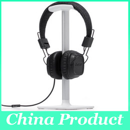 Alta calidad universal de auriculares soporte de pantalla de auriculares percha titular del auricular base de acrílico para AKG Sony Monster 010274