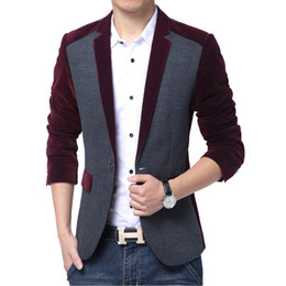 Red Fitted Blazer For Mens Online | Red Fitted Blazer For Mens for ...