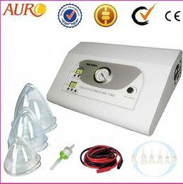 Wholesale Au Portable breast care beauty machine nipple stretching vacuum pump device