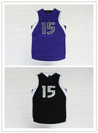 Wholesale 2016 New Kings DeMarcus Cousins Fashion sport jerseys Mens Cousins Style sports jersey Clothes Black Purple Clothing