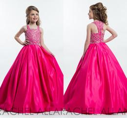 Discount Little Girls Princess Designer Dresses | 2017 Little ...