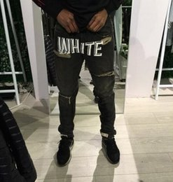 Discount Off White Skinny Jeans | 2017 Off White Skinny Jeans on ...