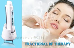 Wholesale SPA RF beauty Device Face Lifting Skin Cell Growth Enchance Skin Tightening Face Lifting Anti wrinkle Skin Toning Up Faical Beauty Machine