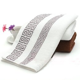 3374cm 4 8pcs decorative bathroom cotton hand towels set of terry hand towelsembroidered bathroom hand towelsjuego de toallas - Decorative Hand Towels