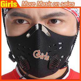 Máscara de deporte al aire libre 2.0 para el entrenamiento Boxeo Más reciente pacakge negro clásico, negro hacia fuera FAST Shiping VS fantasma máscara de entrenamiento