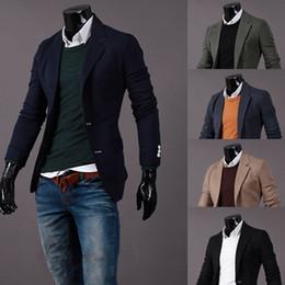 Discount Fashion Grey Blazer For Men   2017 Fashion Grey Blazer ...
