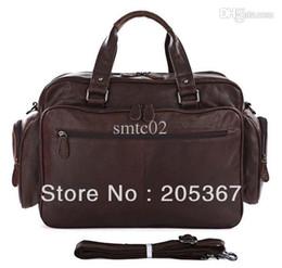 Discount Selling Used Handbags Wholesale-Multi-Function Hot Selling Genuine  Vintage Leather Menu0027s 4