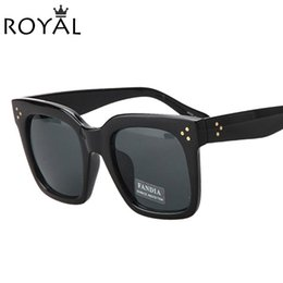 wholesale new fashion vintage sunglasses women brand designer thick frame square sun glasses summer style men women glasses ss223