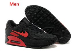 Discount Shoes Run Air Max Cheap Brand 2016 New Arrival Mens Max 90 Running Shoes, Athletic air sport training tennis basketball shoes, size:40-45
