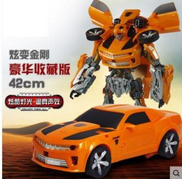 Discount Bumblebee Car Robot  2017 Bumblebee Car Robot on Sale at