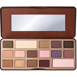 Wholesale 2016 New Too Faced Chocolate Bar colors makeup professional eyeshadow Palette Eye Shadow Make Up