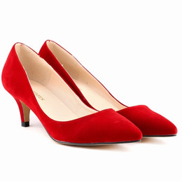 Red Low Heel Bridal Shoes Online | Red Gold Bridal Shoes Low Heel