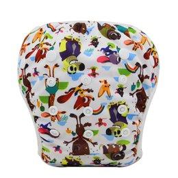 Wholesale Couche Nappy réutilisable pour couches culottes pour bébés