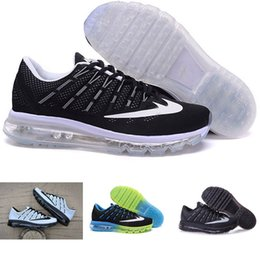 2016 Shoes Run Air Max Wholesale 2016 air Running Shoes black factory outlet men Sports Shoes maxes men's shoes sneakers Trainers roshes run Free Shipping Shoes Run Air Max deals