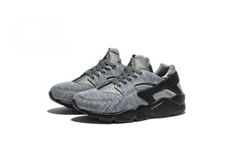 Drop Shipping Famous Huarache Run Mens Womens Athletic Air Sneakers Sports Running Shoes Size online
