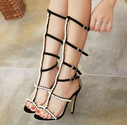 Discount Cute Black High Heels Shoes | 2017 Cute Black High Heels ...
