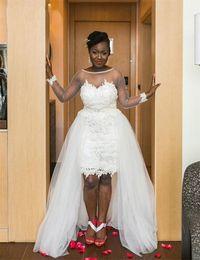 Discount Wedding Dresses Mini 55