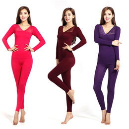 Sexy Female Thermal Underwear Online | Sexy Female Thermal ...