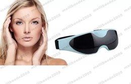 НОВЫЙ прибор массажа глаза Инструмент предохранения от инструмента массажа глаза Инструмент черного вибрации Ослабьте глаз усталости MYY