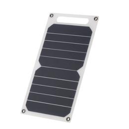 Chargeur de Panneau Solaire 10W Portable Ultra Mince 5V Ports USB pour iPhone 6s / 6 / Plus Galaxy Galaxy S6 / S7 / Edge / Nexus 5X / 6P
