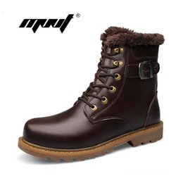 Discount Slip Winter Boots Men | 2017 Slip Winter Boots Men on ...