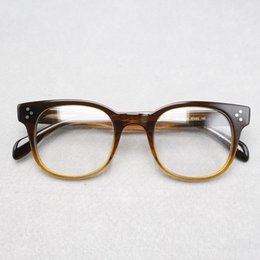 2017 new brand designer oliver peoples women eyeglasses frame optical round ov5236 afton glasses prescription eyewear for men 2 colors cheap designer
